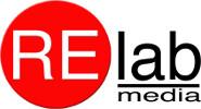 RELAB_MEDIA logo