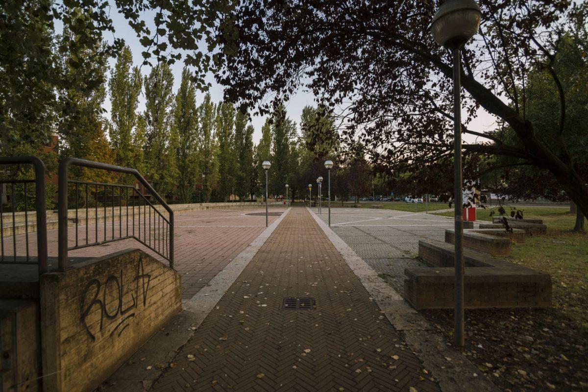 Una piazza, un simbolo