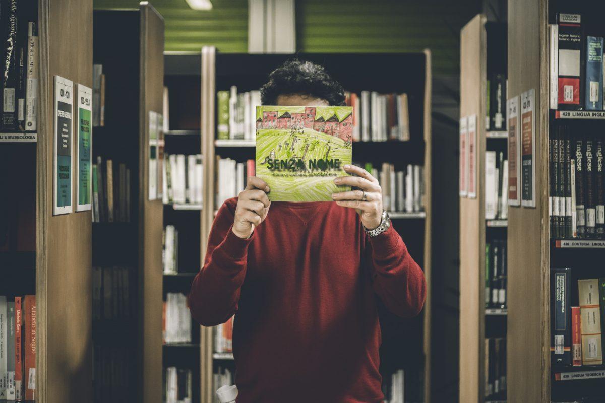 libro parco senza nome