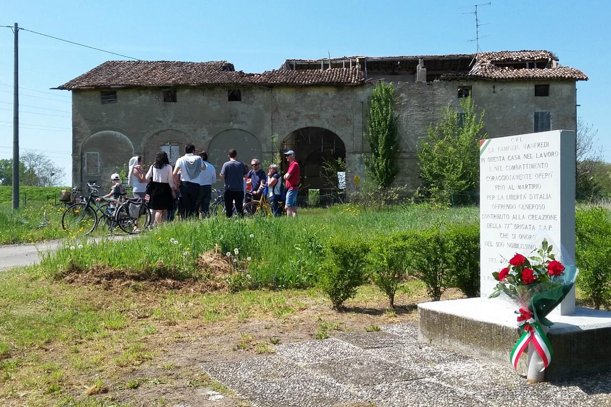 Una passeggiata per scoprire la storia di Villa Sesso