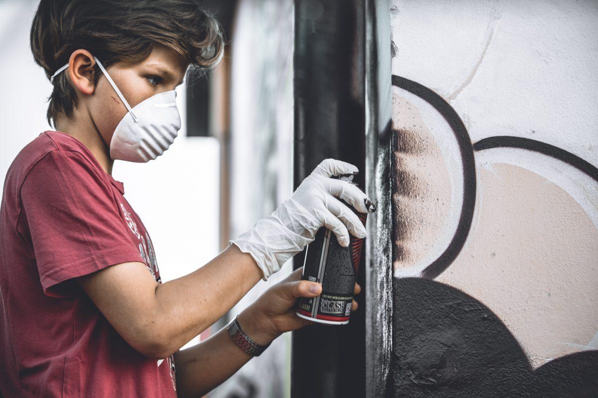 I colori della street-art nell'incontro tra generazioni