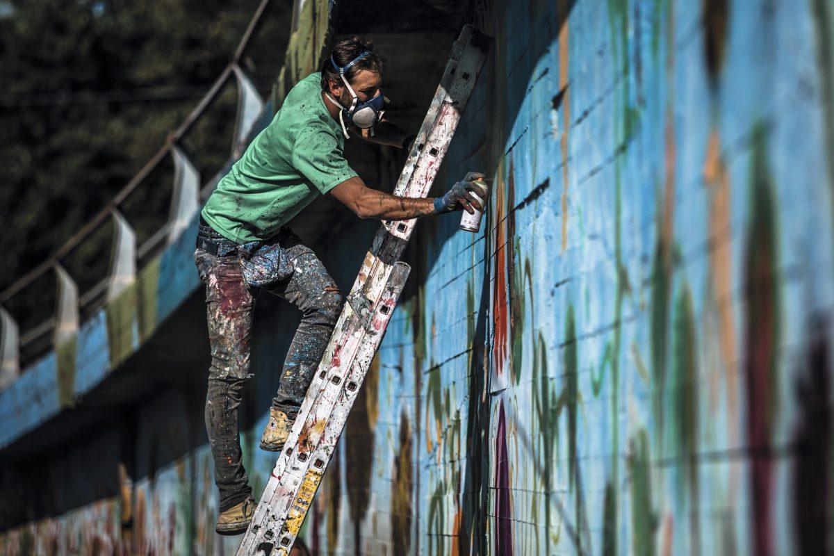 La street art sbarca a Reggio Emilia
