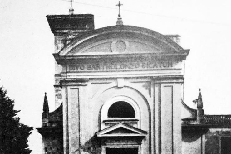 """San Bartolomeo, dove visse l'unico """"Giusto fra le nazioni"""" di Reggio Emilia"""