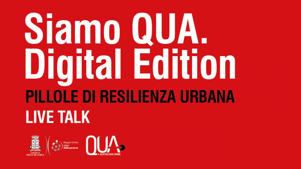 """Ecco il nuovo progetto digitale """"Siamo QUA"""""""
