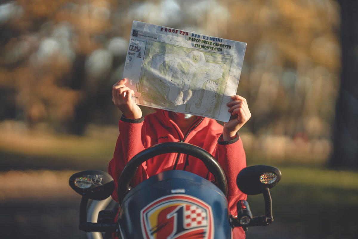 Manuel e la mappa per il Parco delle Caprette. Storia di un bambino, di alberi e di innovazioni.