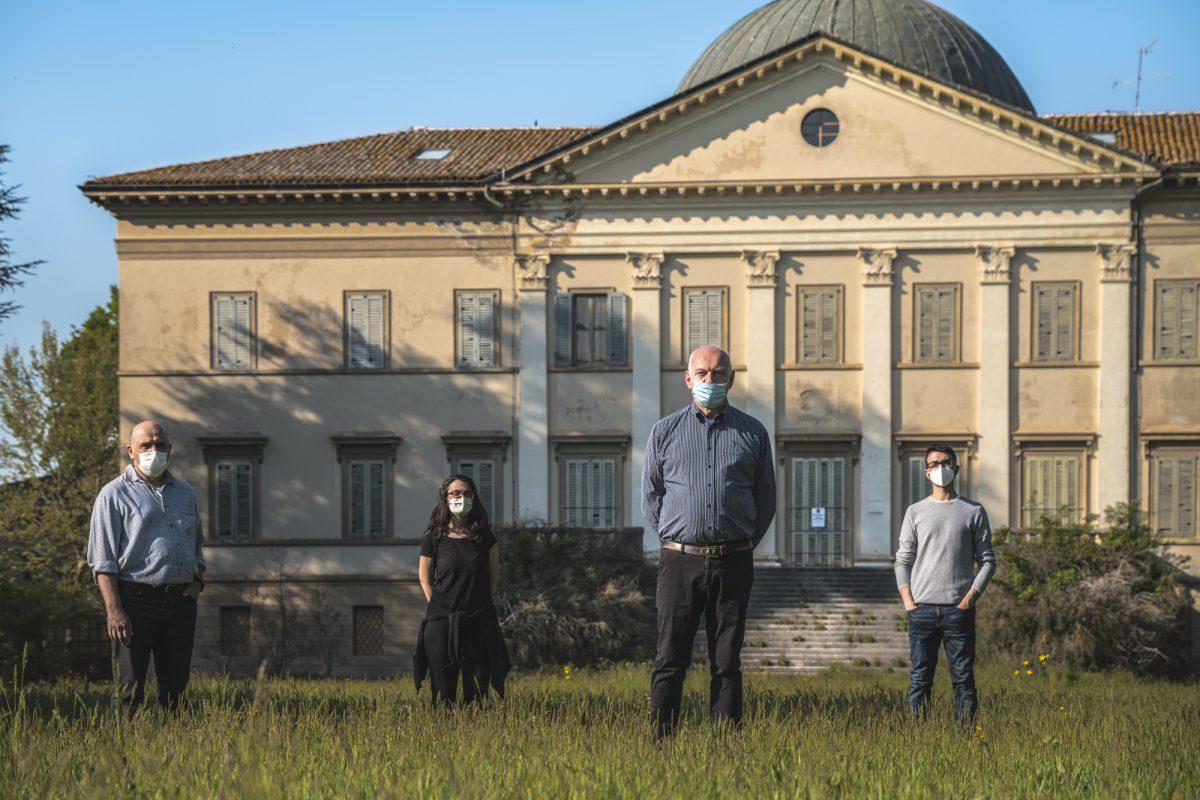 Villa Levi luogo del cuore di Reggio Emilia