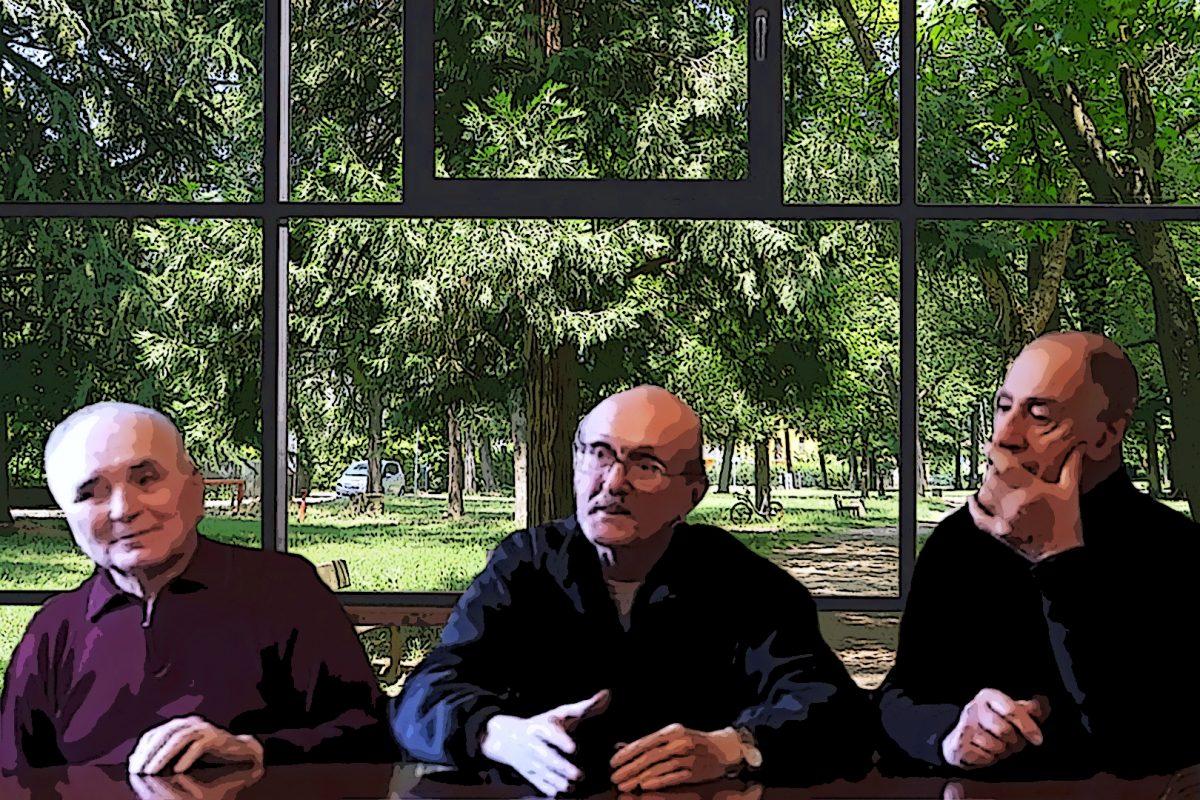 """I """"Signori del Parco"""". I veterani di Via Monte Cisa e la storia del Parco delle caprette"""