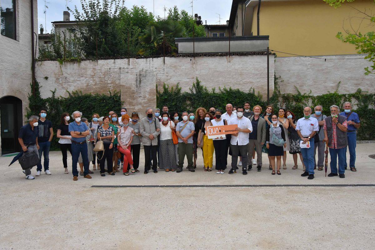 Villa Levi e il Giardino di Gabrina al Parco delle Acque Chiare, due Accordi per i beni comuni.
