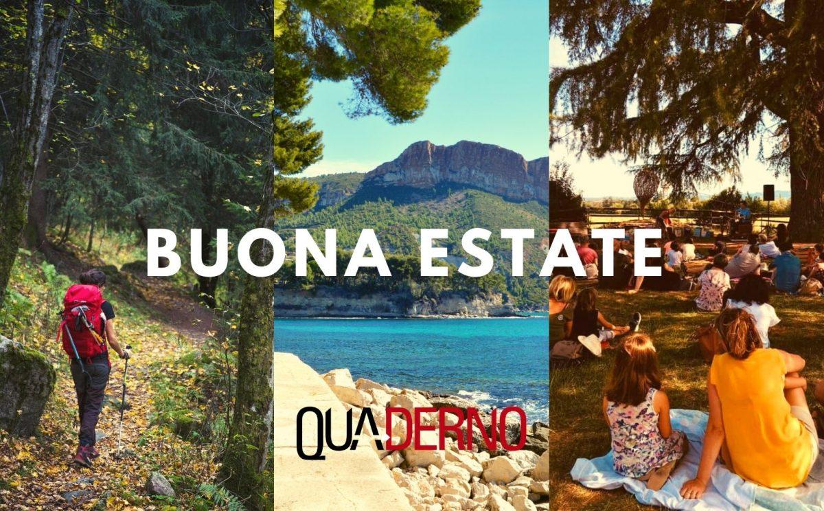 Buona estate 2021 da QUAderno!
